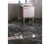 Nero Marquina Polished Marble Tiles