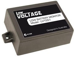 LV1551 - Low Voltage Battery Monitor 24V