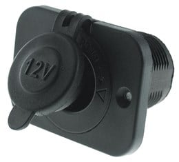 LV1765 - Flush Mount Cigarette Socket
