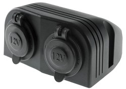 LV1780 - Dual Surface Mount with Double Cigarette Sockets