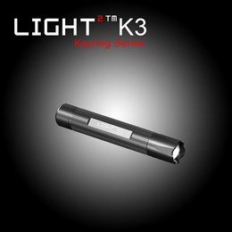 LVK3 - Light 2 Keyring Series LED Torch