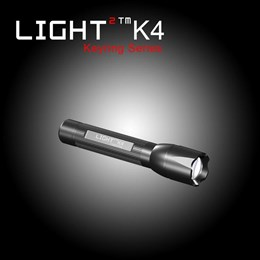 LVK4 - Light 2 Keyring Series LED Torch