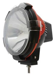 """LV0262 - 7"""" HID Driving Light with Clear Lens Cover"""