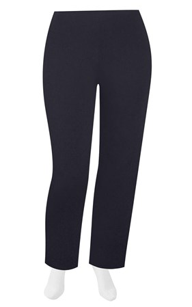 FINAL SALE - Weyre - charcoal straight pant