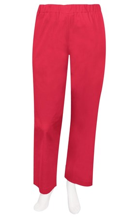 FINAL SALE - I own this ship - roam pant in crimson