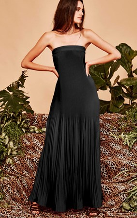 Cooper by Trelise Cooper - pleating love dress
