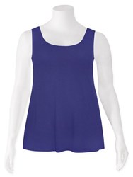 FINAL SALE - Weyre - iris relaxed tank