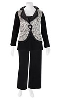 SALE - Kathleen Berney - fitted boucle jacket - final clearance