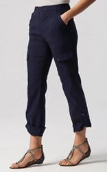 Verge - acrobat cargo pant in french ink