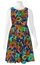 FINAL SALE - I own this ship - miami all aboard dress