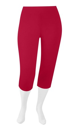 FINAL SALE - Weyre - cherry crop pant