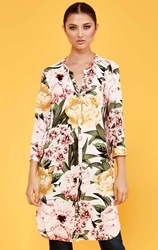SALE - Curate by Trelise Cooper - floral lazy sunday duster