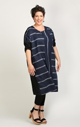 SALE - VALE and WARD - ink elodie dress
