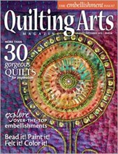 Quilting Arts Magazine Issue 58 August September 2012
