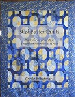 Stashbuster Quilts by Cecile Whatman