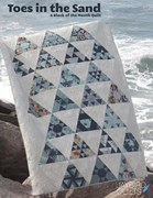Toes in the Sand Block of the Month by Jaybird Quilts.