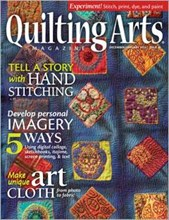 Quilting Arts Magazine Issue 60 December 2012 January 2013