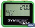 Gymboss mini MAX Interval Timer Green Yellow