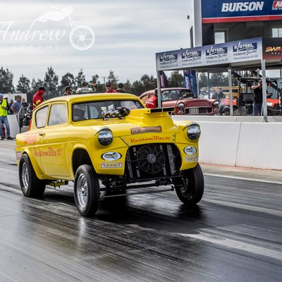 Swan Hill Dragway in country VIC