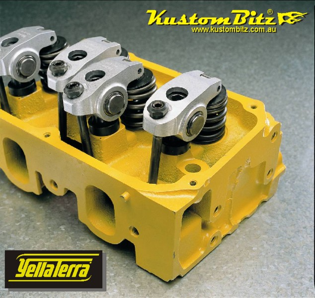 Yella Terra Ford 429, 460 Big Block [385 Family] Roller