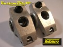Yella Terra Ford 5.0, 5.8 Litre 289, 302, 351 Windsor Roller Rockers with Ford Motorsport N351 iron heads - Platinum Race series 1.7:1, Twin Shaft Type, 5/16 Bolt on Adjustable YT6607