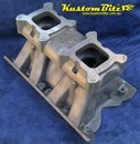 Ford 302 351 Cleveland Tunnel Ram intake manifold - suits 2V heads