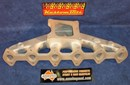 Ford cross flow 4 barrel manifold - Holley Flange [now superseeded by new model]