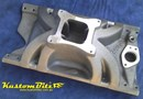 Holden V8 253 & 308 4 barrel intake manifold Single plane - AussieSpeed Stripmaster
