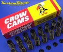 Holden 186 202 6cyl Valve Springs - Crow Cams Performance Spring with inner Damper 125lbs [CC-4823]