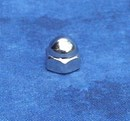 Kustom Bitz - Dome Cap Nuts UNC 1/4 inch Polished Stainless Steel