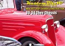 Chevy Hot Rod Chassis construction 1933-34 new reproduction Street Rod chassis with IFS