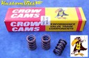 Holden 308 & Chevy 350 V8 Valve Springs with inner damper - Suit Standard, RV, Towing, Mild performance cam [CC-4931]