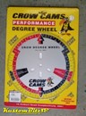 Degree Wheel 11 inch Pro Racer - Camshaft Degreeing in Wheel - Degree your cam - Crow Cams