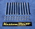 Holden V8 Bolt Kit - VN on wards 308 Valve Cover bolts only [KustomBitz Silverz]