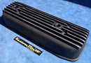 Holden Gemini Valve Cover Finned - RAW