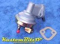 Small Block Chev Fuel Pump Mechanical - Sealed Unit Perfect for Speed Boats