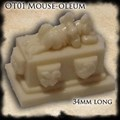 Mouse-oleum - the Tomb of the Mouse Lord