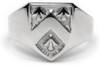 Heraldic Ring - G100 - SilverThis ring is made to order in your size and coat of arms. Please allow 4-6 weeks delivery. All products sent within Australia are sent through Australia Post,