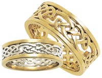 ID310 Unity - MensThis lovely open weave ring represents in unity - one-ness, being an individual but constituting to a whole; dwelling in unity.