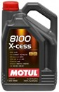 Motul 8100 X-cess 5W-40 Synthetic Oil (5L)