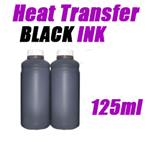 Black Heat Transfer Ink