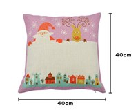 Printed Christmas Cushion Covers