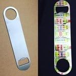 Double Sided Sublimation Bottle Openers