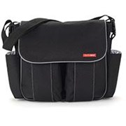 Skip Hop - DASH DIAPER BAG - Black