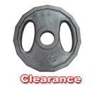 Rubber Olympic Weight Plate 5Kg