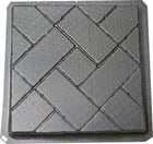 Cross Brick Paver Mould 400x400x40mm CM 6058
