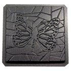 Butterfly Mosaic Paver Mould 400x400x40mm CM 6064