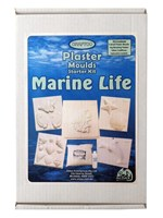 Marine Shapes Plaster Hobby Mould Kit