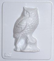 Mould PM 2134 - Owl facing right