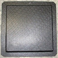 Plain Concrete Paver Mould 600x600x50mm CM 6005